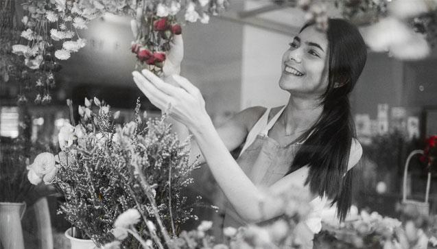 Finding the Right Piece Women Entrepreneurship